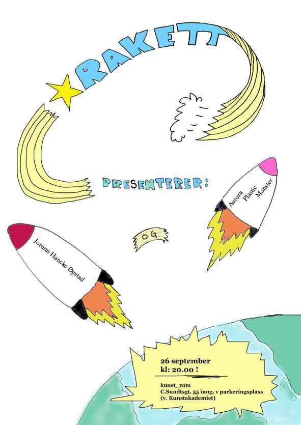 Rakett flyer