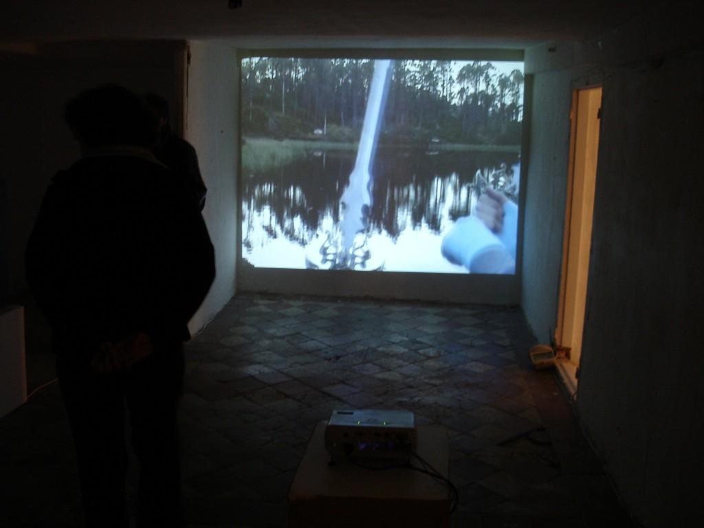 Psychedelic Warriors: Jane Hellen's Nightmare (2006), installation view