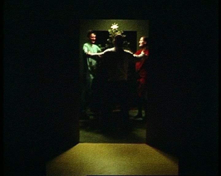 Still from Exit Café (2004), video Sverre Strandberg, ©Sverre Strandberg