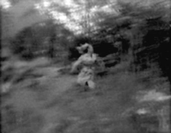 Still from Disguises (2001), video Marius Mørch, ©Marius Mørch