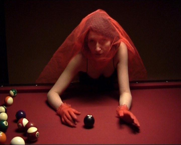 Still from Billboard View (2004), video Line Helen Danielsen, ©Line Helen Danielsen